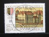 Poštovní známka Rakousko 1983 Hrad Wels Mi# 1736