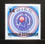 Poštovní známka Rakousko 1983 Kongres psychiatrů Mi# 1745