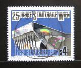 Poštovní známka Rakousko 1983 Městský dům, Vídeň Mi# 1742