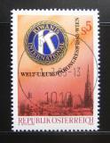 Poštovní známka Rakousko 1983 Mezinárodní konvence Kiwanis Mi# 1744