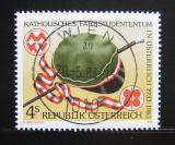 Poštovní známka Rakousko 1983 Organizace studentů katolíků Mi# 1739