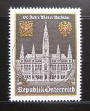 Poštovní známka Rakousko 1983 Vídeňská radnice Mi# 1752