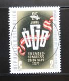 Poštovní známka Rakousko 1971 Výročí odborů Mi# 1369