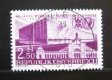 Poštovní známka Rakousko 1971 Vídeňský veletrh Mi# 1368