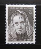 Poštovní známka Rakousko 1971 E. Handel-Mazzetti, básnířka Mi# 1353