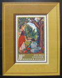 Poštovní známky Maďarsko 1967 Umění  Mi# Block 61