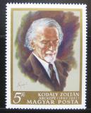 Poštovní známka Maďarsko 1968 Zoltan Kodaly Mi# 2396
