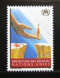Poštovní známka OSN Ženeva 1994 Ochrana uprchlíků Mi# 249