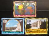 Poštovní známky OSN Ženeva 1994 Různá témata Mi# 256-58