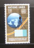 Poštovní známka OSN Ženeva 1976 UNCTAD Mi# 57