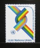 Poštovní známka OSN Ženeva 1976 WFUNA, 30. výročí Mi# 57