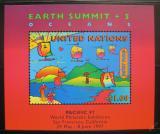 Poštovní známka OSN New York 1997 Výstava PACIFIC Mi# Block 14 I