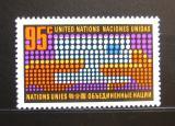 Poštovní známka OSN New York 1972 Dopis Mi# 242
