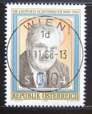 Poštovní známka Leopold Schönbauer, lékař Mi# 1941