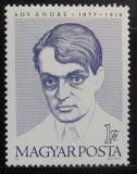 Poštovní známka Maďarsko 1977 Endre Ady, básník Mi# 3242