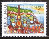 Poštovní známka Rakousko 1992 Umění, Peter Pongratz Mi# 2077