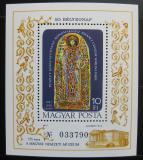 Poštovní známka Maďarsko 1977 Císař Monomakhos Mi# Block 124