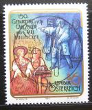 Poštovní známka Rakousko 1992 Skladatelé operet Mi# 2060