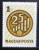 Poštovní známka Maďarsko 1972 Plánovaná ekonomika Mi# 2804