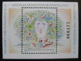 Poštovní známka Maďarsko 1988 Výstava SOZPHILEX Mi# Block 196