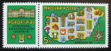 Poštovní známka Maďarsko 1982 Výstava AGROFILA Mi# 3575