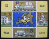 Poštovní známka Maďarsko 1980 Konference rady bezpečnosti Mi# Block 147