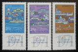 Poštovní známky Maďarsko 1970 Výstava Budapest Mi# 2572-74