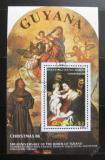 Poštovní známka Guyana 1988 Umění, Rubens Mi# Block 29 Kat 9€
