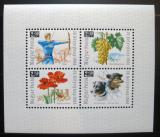 Poštovní známky Maďarsko 1966 Den známek Mi# Block 55