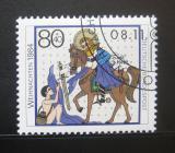 Poštovní známka Německo 1984 Vánoce Mi# 1233