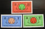 Poštovní známky Kamerun 1963 Lidská práva Mi# 399-401