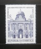 Poštovní známka Rakousko 1972 Královský palác, Vídeň Mi# 1385