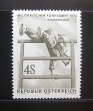 Poštovní známka Rakousko 1973 Vojenský pětiboj Mi# 1418