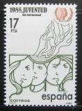 Poštovní známka Španělsko 1985 Rok mládeže Mi# 2669