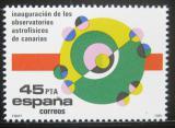 Poštovní známka Španělsko 1985 Astrofyzická observatoř Mi# 2684