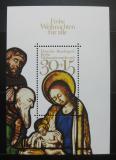 Poštovní známka Západní Berlín 1978 Vánoce Mi# Block 7