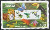 Poštovní známka Německo 1996 Tropické prostředí Mi# 1867