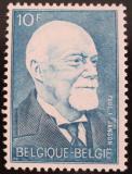Poštovní známka Belgie 1967 Paul-Émile Janson Mi# 1470
