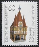 Poštovní známka Německo 1984 Radnice, Michelstadt Mi# 1200