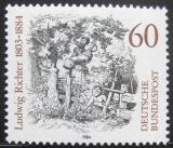 Poštovní známka Německo 1984 Ilustrace Mi# 1213
