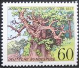 Poštovní známka Německo 1988 Dřevořezba, Richter Mi# 1356