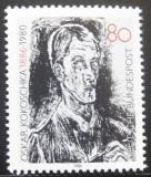 Poštovní známka Německo 1986 Bach Kontata, Oskar Kokoschka Mi# 1272