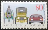 Poštovní známka Německo 1986 Století automobilů Mi# 1268