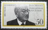 Poštovní známka Německo 1977 Jean Monnet, politik Mi# 926