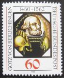 Poštovní známka Německo 1980 Gotz von Berlichingen Mi# 1036