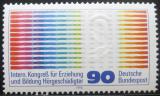 Poštovní známka Německo 1980 Oscilogram Mi# 1053