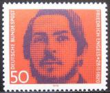 Poštovní známka Německo 1970 Bedřich Engels Mi# 657