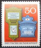 Poštovní známka Německo 1974 UPU, 100. výročí Mi# 825