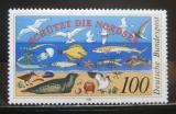 Poštovní známka Německo 1990 Ochrana životního prostředí Mi# 1454