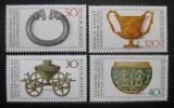 Poštovní známky Německo 1976 Archeologické nálezy Mi# 897-900